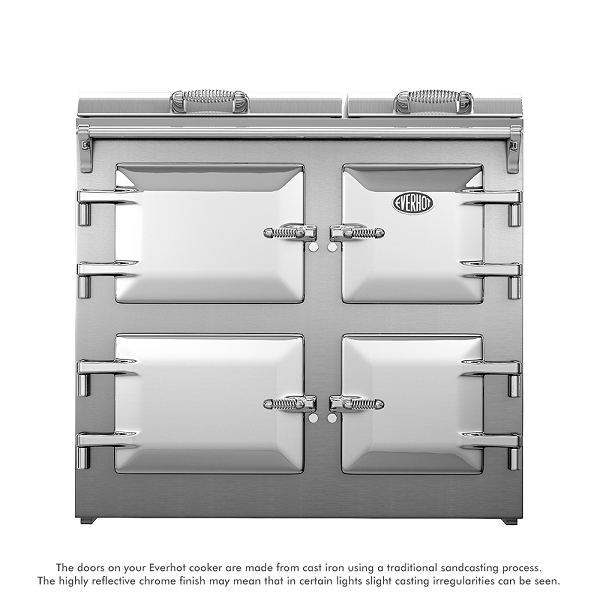 Everhot cooker 100 in Stainless Steel