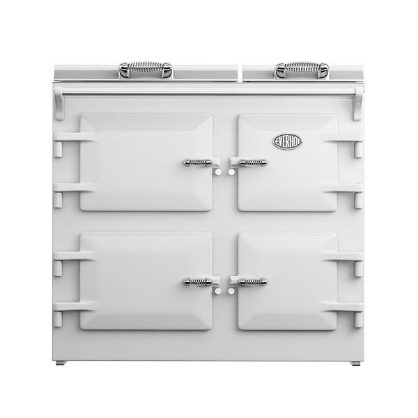 Everhot cooker 100 in White