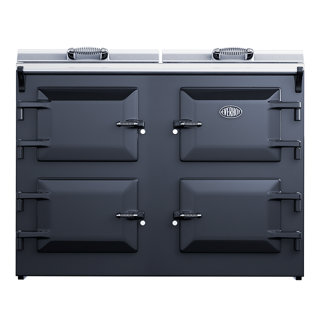 Everhot 120 cooker in Marine Blue
