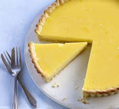 Lemon Tart recipe for Everhot cooking